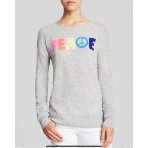Cashmere Peace Sweater Sz. M